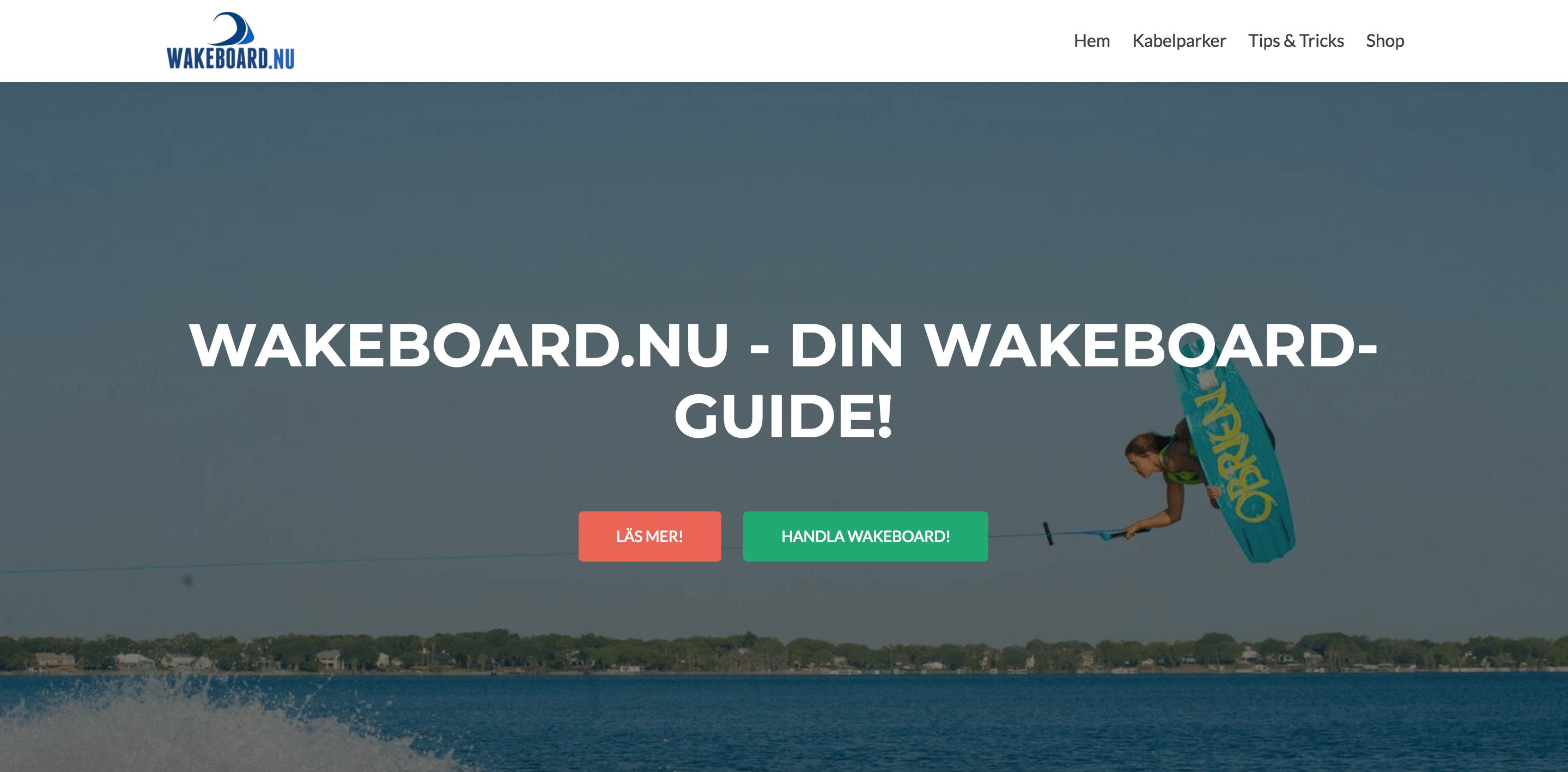 Wakeboard.nu